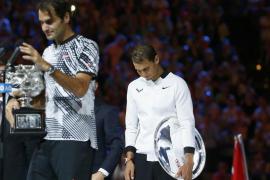 Nadal se coloca el sexto en el ranking ATP y Federer vuelve al 'Top Ten'