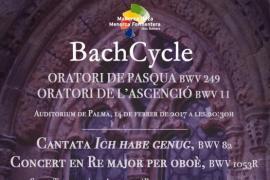 El BachCycle 2017 presenta cinco conciertos de música barroca dedicados Johann Sebastian Bach