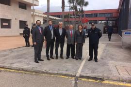 Los robos con fuerza caen un 70 % en los polígonos de Son Castelló y Can Valero