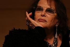 Claudia Cardinale a los jóvenes cineastas: «Es muy importante luchar siempre y no abandonar nunca»