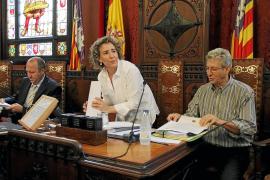 Calvo prorrogará los presupuestos del Ajuntament de Palma para 2011