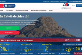 Finaliza la votación de los presupuestos participativos de Calvià