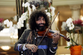 El violinista Ara Malikian realizará otro concierto el 19 de febrero en Palma