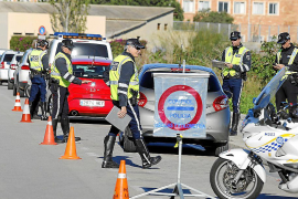 La Policía Local de Palma deja de llevar a conductores ebrios al calabozo