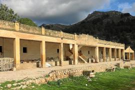 El Consell abrirá un refugio en la finca de Galatzó, inicio de la ruta de Pedra en Sec