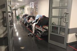 El sindicato médico denuncia la saturación de las urgencias de Son Espases