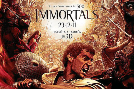 No se pierda... Immortals