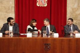 El Govern y La Caixa colaborarán en investigación, salud y medio ambiente
