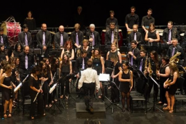La Coral Sant Jordi y la Banda de Música de Manacor dedican un concierto a 'Ovidi Simfònic'