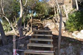 El Castell de Capdepera estrenará un nueva pasarela
