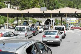 El túnel de Sóller no será gratuito hasta otoño para evitar colapsos en verano