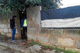 Los servicios de emergencia buscan por tercer día al desaparecido en Manacor