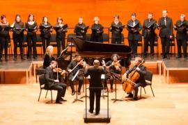 El Studium Aureum le dedica un concierto a la pieza 'Johannespassion BWV 245' en Manacor