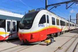 La huelga de trenes obliga a suspender 60 trayectos