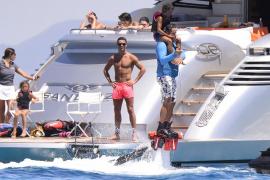 Cristiano Ronaldo quiere abrir cuatro hoteles de su marca en Ibiza