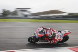 Lorenzo: «Cada vez voy conociendo y aprendiendo más de la moto»