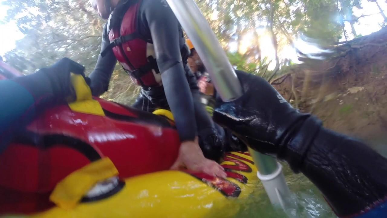 Rafting en las Fonts Ufanes