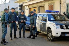 Intervienen 14 coches que los narcos de sa Pobla usaban para el reparto a domicilio