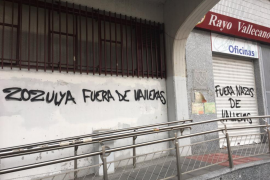 Una parte de la afición del Rayo impide la incorporación de Zozulya por su supuesta ideología ultra