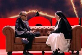 Un obispo critica las declaraciones de sor Lucía Caram sobre la virginidad de María