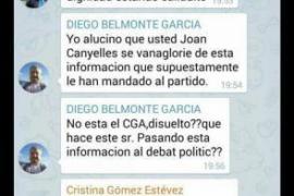Crisis en Podemos