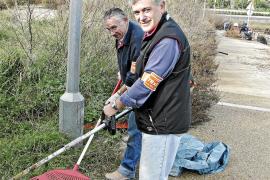 Toni Rami: «Queremos un municipio limpio y un ayuntamiento transparente»