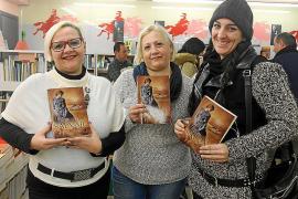 Presentación de la novela 'Espítitu salvaje'