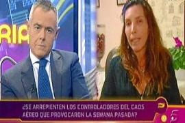 Cristina Antón acusa al Gobierno de «acoso» a los controladores