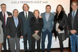 Cena de la Federación de Golf