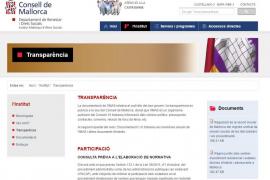 El IMAS pone en su web un apartado dedicado a la transparencia y la participación