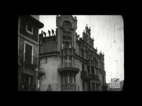 Un 'hombre araña' escaló el Gran Hotel de Palma en 1931