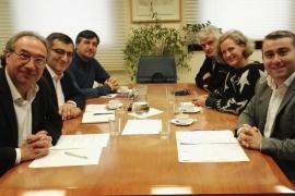 Educació y el Ajuntament de Inca valoran la necesidad de un nuevo colegio en el municipio