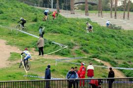 El ciclocross toma sa Riera