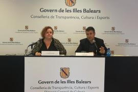 Ruth Mateu y Josep Cerdà