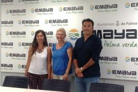 Neus Truyol, Anna Moilanen y Vicenç Rodrigo