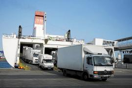 Récord histórico en 2016 de tráfico de mercancías en los puertos de Baleares