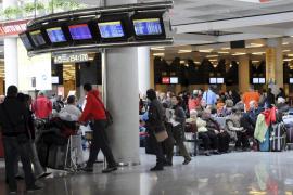 Los hoteleros de Mallorca calculan en 200.000 euros las pérdidas por el caos aéreo