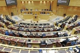 El Senado 'tumba' por cuarta vez los Presupuestos de Zapatero