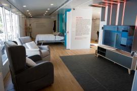La casa inteligente de la Fundación ONCE visitará Palma
