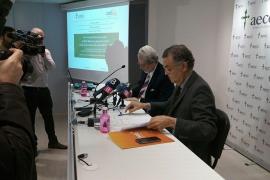 AECC y CAEB firman un convenio para luchar contra el cáncer