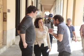 Santiago, «ofendida» y «encendida» con Jarabo por sus acusaciones sobre Picornell