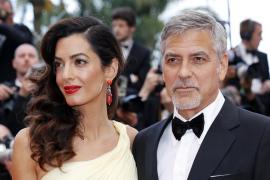 El matrimonio Clooney visita en secreto Barcelona