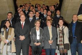 39 nuevos funcionarios para Cort