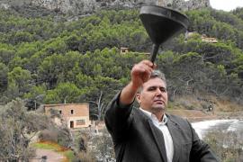 El propietario de Can Ganxo solicita un quiosco en Tuent