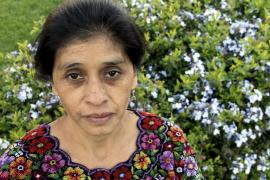 Odilia Perén: «La esperanza de los pobres radica en la resistencia»