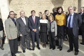 El Palau de la Almudaina acoge la celebración del Día de la Constitución