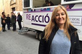 Bunyola, primera parada de la caravana del Pacto Social contra las Violencias Machistas