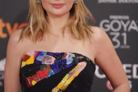 La alfombra roja de los Goya 2017