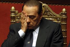 Revuelta en Italia contra Berlusconi