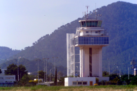 El Gobierno privatizará las torres de control de Eivissa, Maó y Son Sant Joan